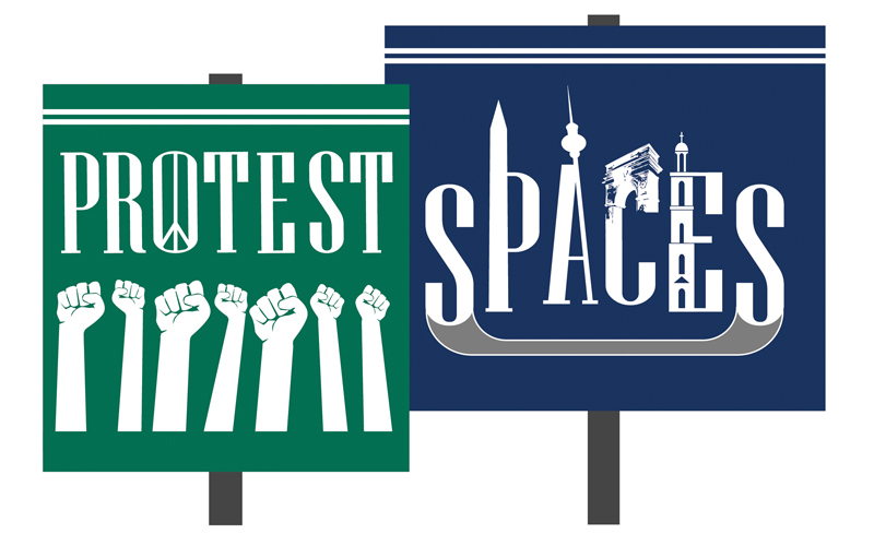 Protest Spaces